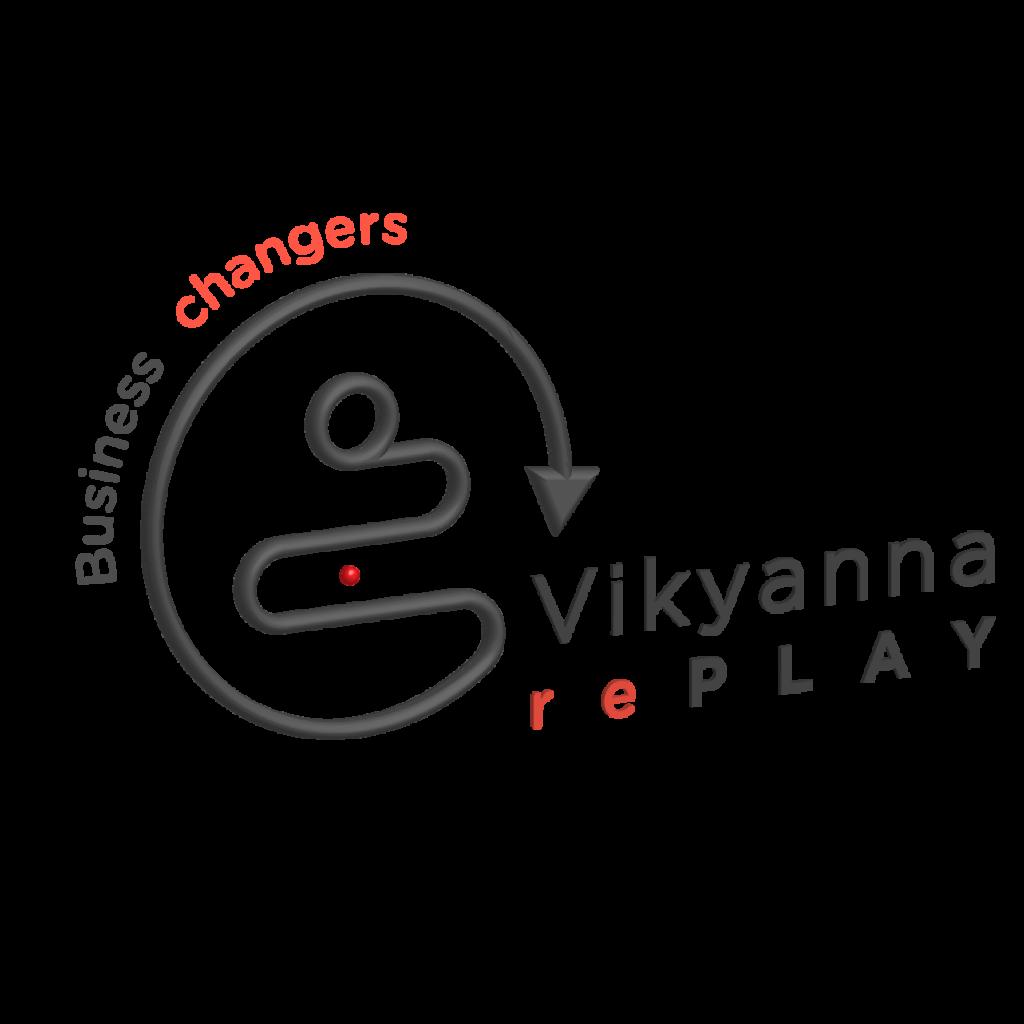 logo vikyanna replay